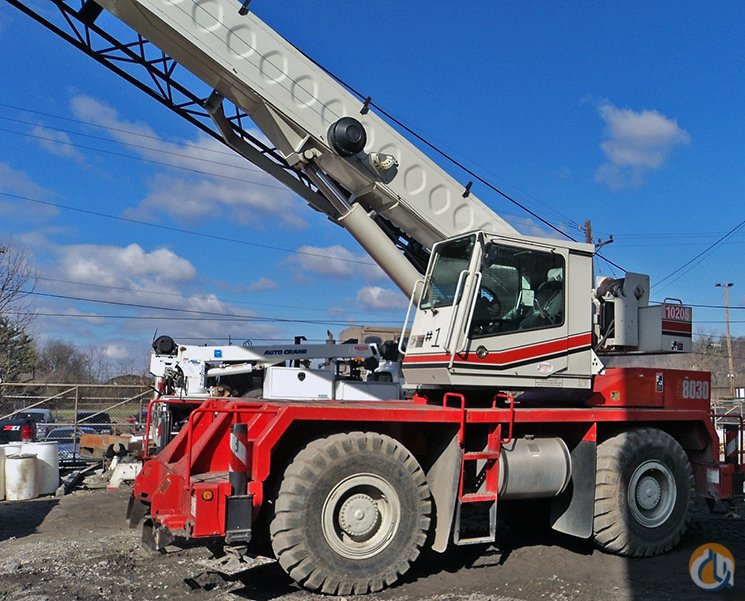 Link-Belt RTC-8030 II For Sale Crane for Sale in Nitro West Virginia on CraneNetwork.com