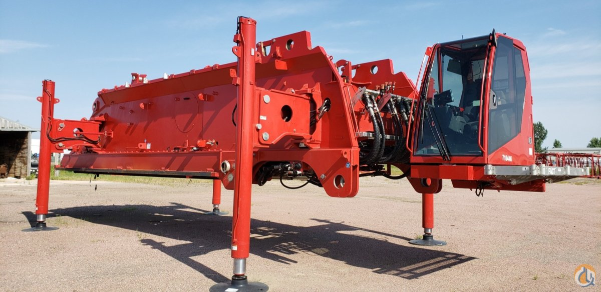 2016 Manitowoc MLC650 Crane for Sale in Canton South Dakota on CraneNetwork.com