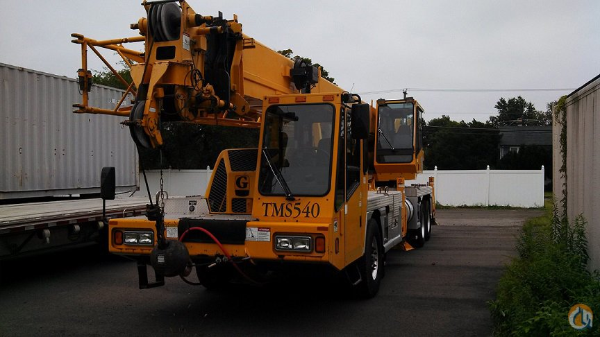 Grove TMS540 Crane for Sale on CraneNetworkcom