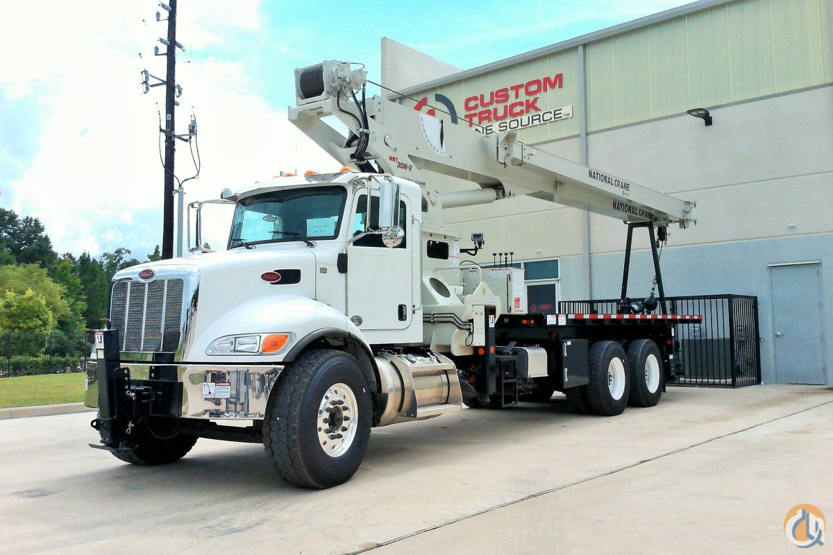 2018 National NBT30H110 Crane for Sale in Humble Texas on CraneNetwork.com