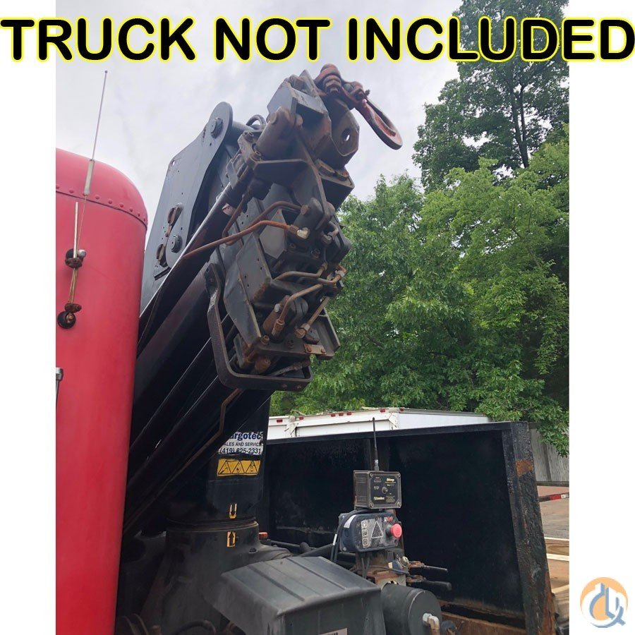 Sold 1999 Hiab 175-5 Crane for  in Hatfield Pennsylvania on CraneNetwork.com