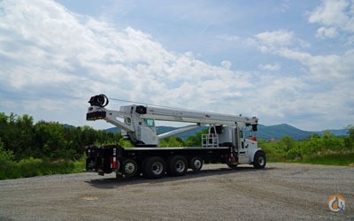 2014 ALTEC AC45-127S Crane for Sale in Roanoke Virginia on CraneNetworkcom