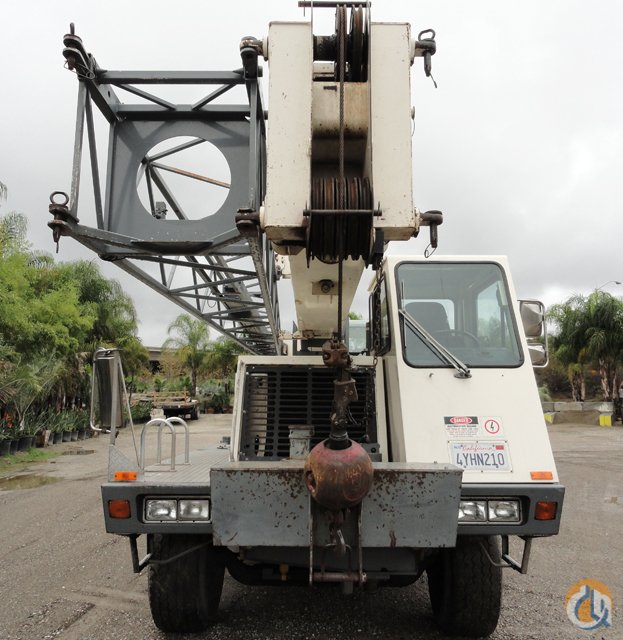 1998 Terex T-340 Hydraulic Truck Crane for Sale on CraneNetwork.com