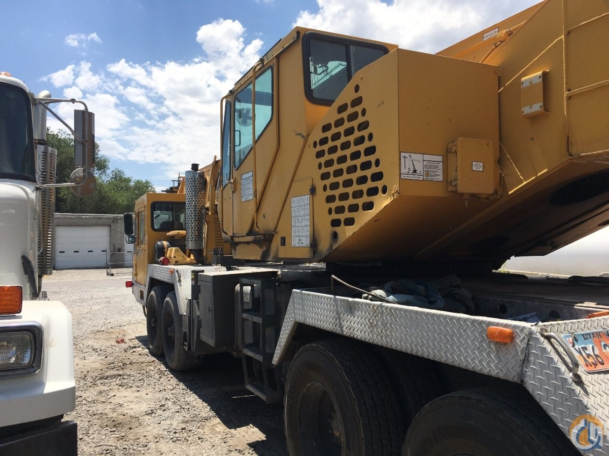 1995 Grove TMS700B Crane for Sale on CraneNetworkcom