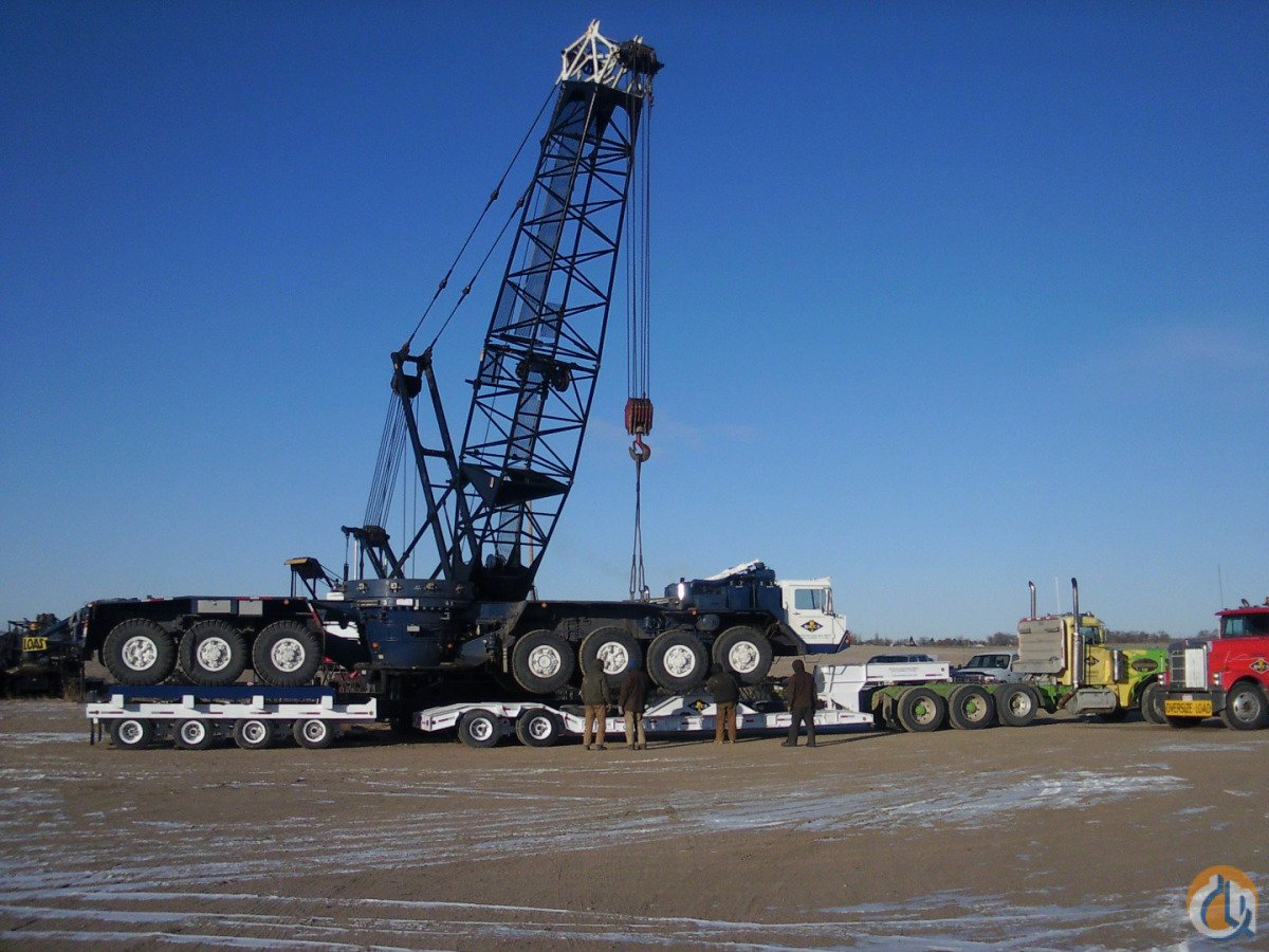 DEMAG TC 2000 FOR SALE OR RENT 45000-Month Crane for Sale or Rent in Sterling Colorado on CraneNetwork.com
