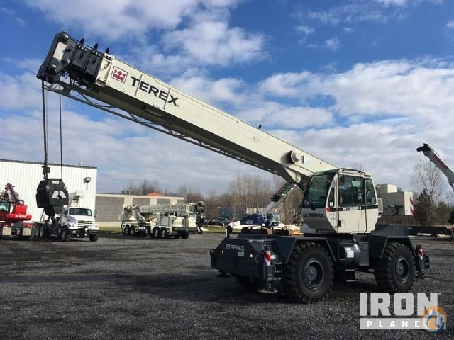 Sold 2014 Terex RT230-1 Rough Terrain Crane Crane for  in Syracuse New York on CraneNetwork.com