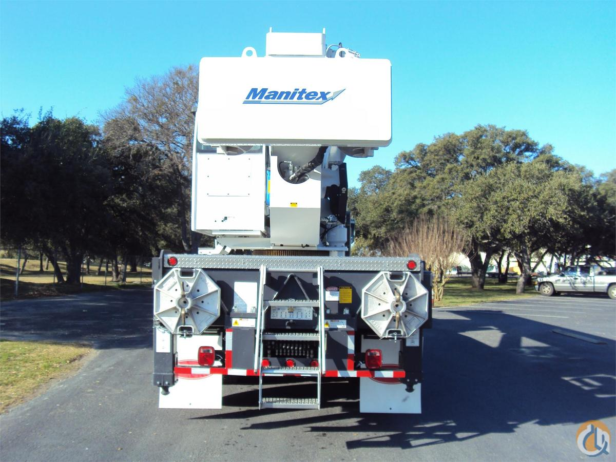 2015 MANITEX 50155SHL Crane for Sale or Rent in Bridgeview Illinois on CraneNetworkcom