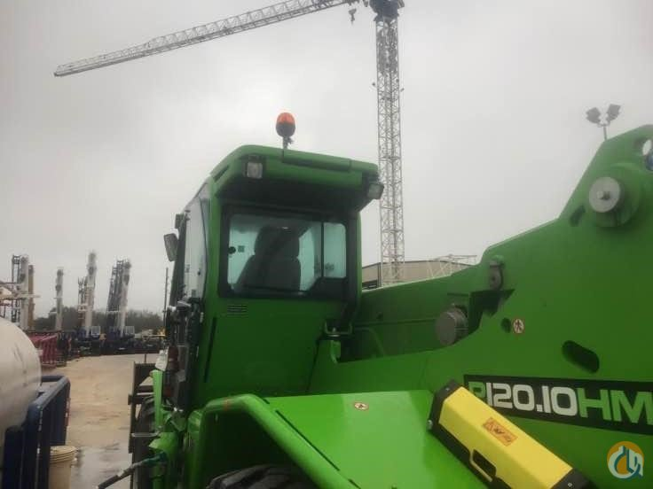 2018 MERLO P120.10HM Crane for Sale in Houston Texas on CraneNetwork.com