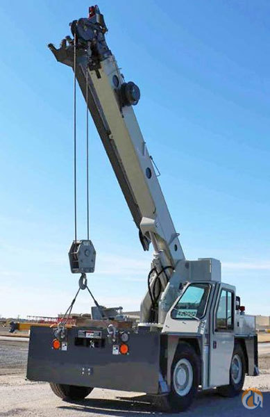 2013 SHUTTLELIFT CD3340B Crane for Sale on CraneNetworkcom