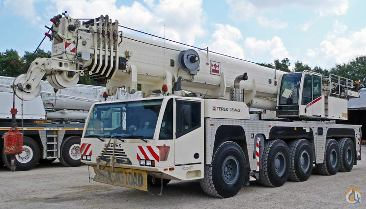 2007 DEMAG AC 140 FOR SALE Crane for Sale in Houston Texas on CraneNetwork.com
