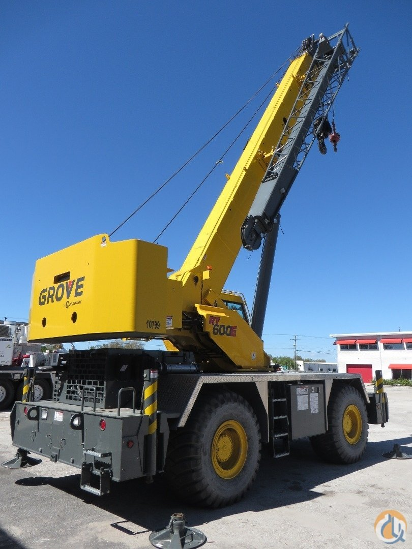 Grove RT535E For Sale Crane for Sale in Nitro West Virginia on CraneNetwork.com