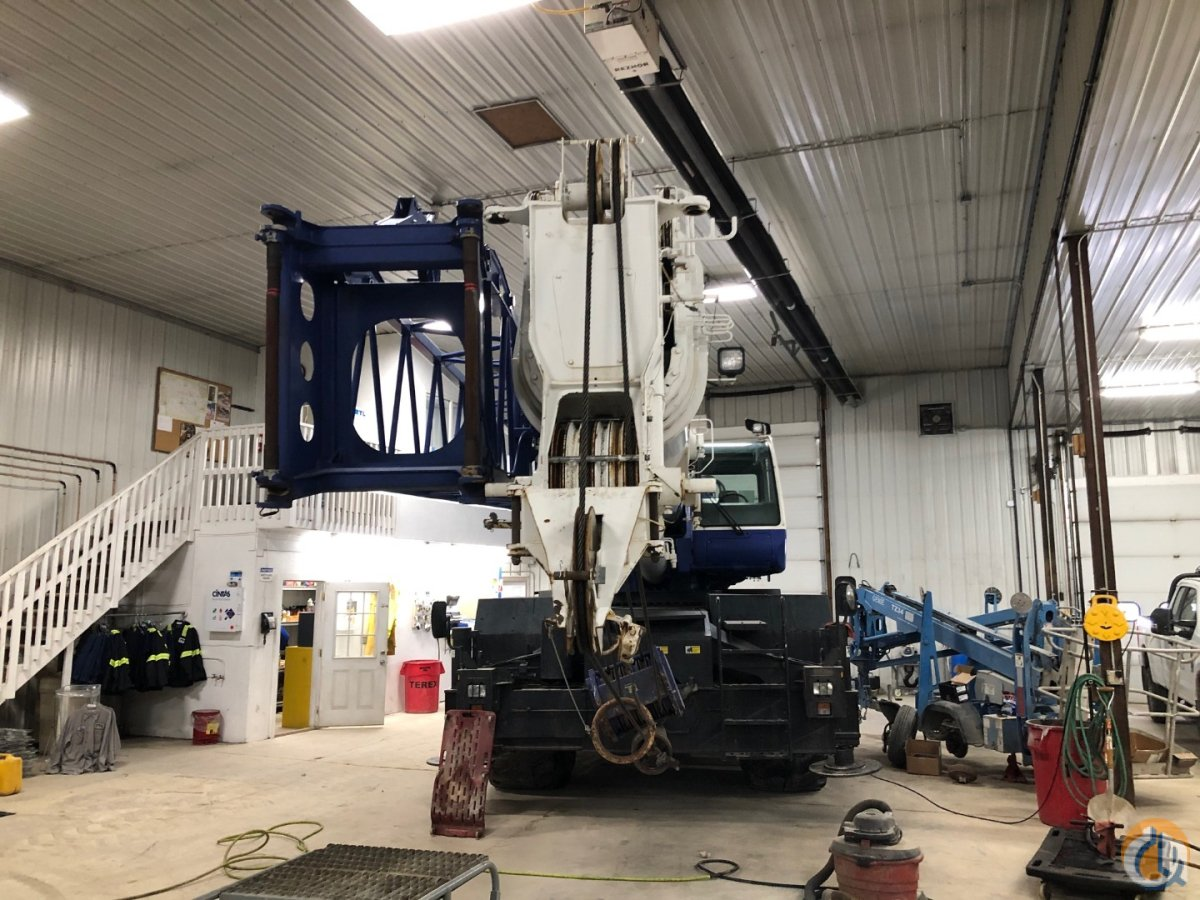 2013 Tadano GR 750XL Crane for Sale on CraneNetwork.com
