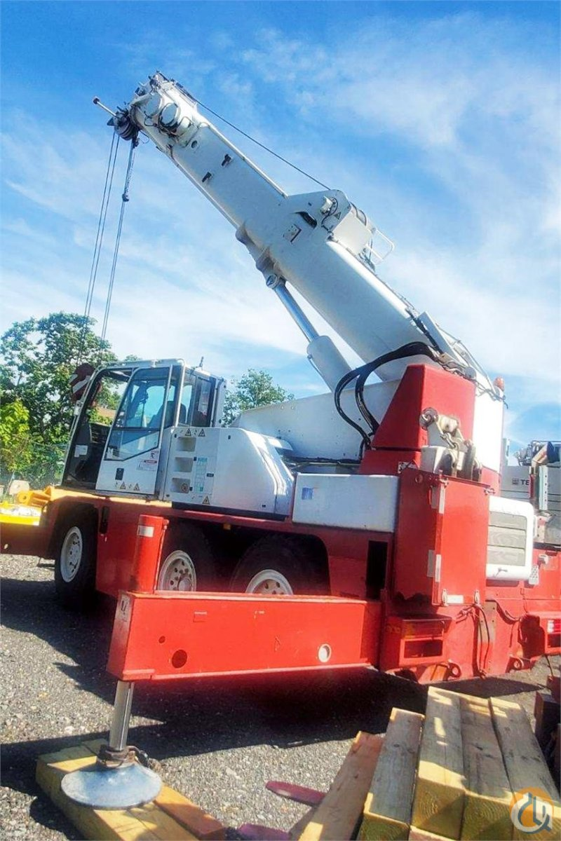 2004 DEMAG AC 40 City Crane for Sale in Bridgewater Township New Jersey on CraneNetwork.com