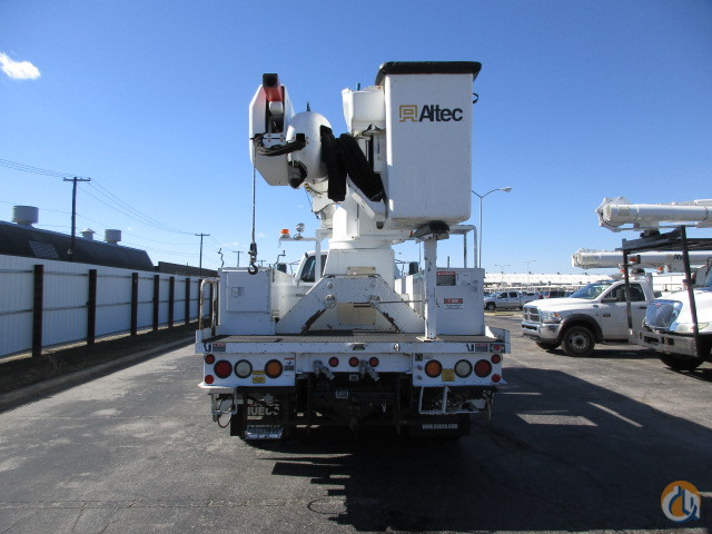 2008 Altec AM55-MH Crane for Sale in Birmingham Alabama on CraneNetworkcom