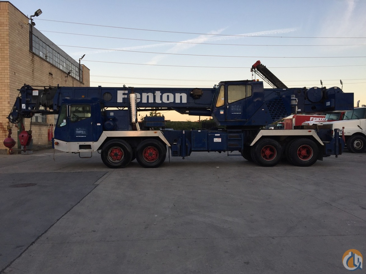 1995 GROVE TMS700B Crane for Sale in Cincinnati Ohio on CraneNetwork.com