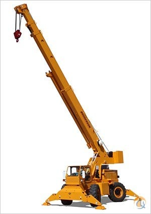 2012 Broderson RT-300-2F Crane for Sale or Rent in Chicago Illinois on CraneNetwork.com