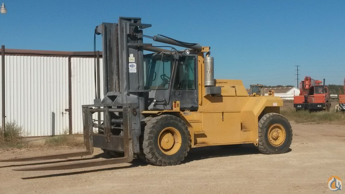 2005 Royal Forklift PL520 Crane for Sale in Plainview Texas on CraneNetworkcom