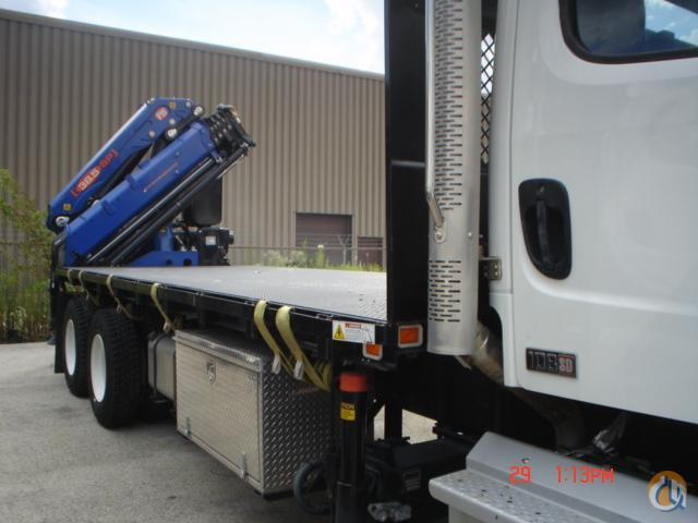 2013 PM 38525SP Crane for Sale or Rent in Bridgeview Illinois on CraneNetworkcom