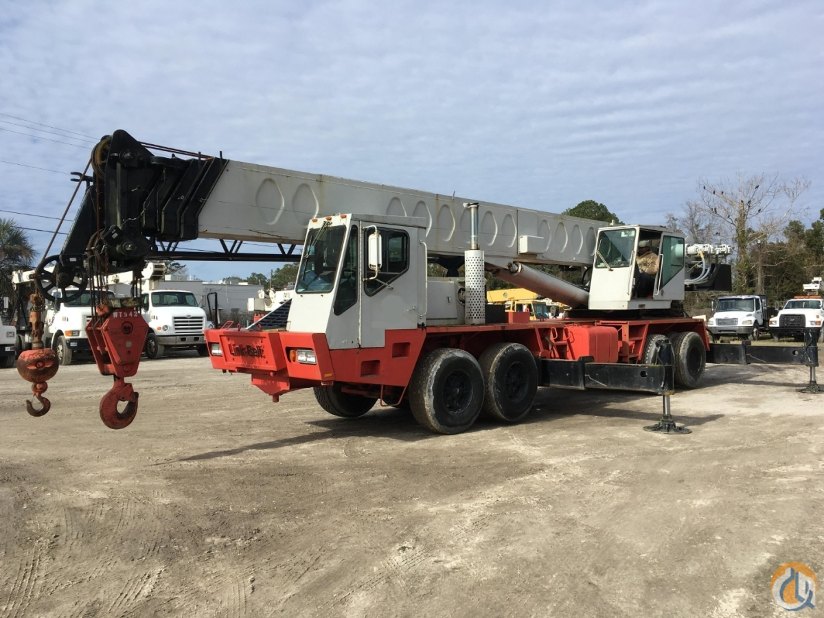 LINK-BELT HTC-860 Crane for Sale in Duluth Georgia on CraneNetwork.com
