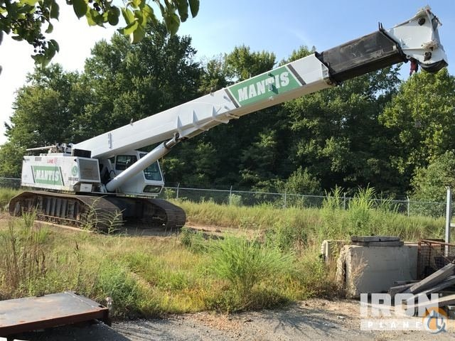Sold 2004 SpanDeckMantis 10010MX Telescopic Crawler Crane Crane for  in White Plains Maryland on CraneNetwork.com