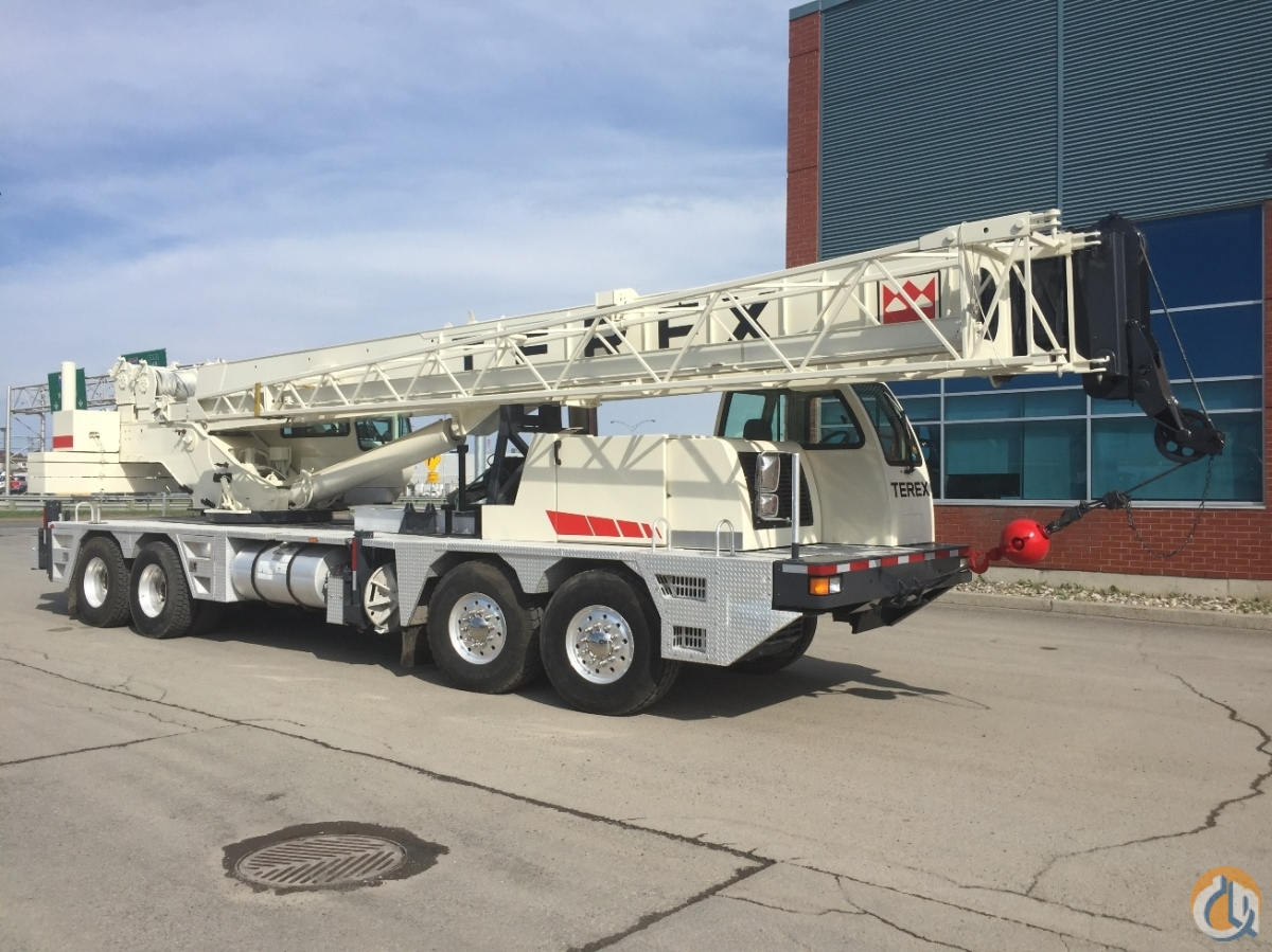 2007 TEREX T560 Crane for Sale or Rent in Laval Quebec on CraneNetwork.com