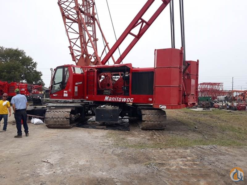 2005 Manitowoc 555 S2 Crane for Sale or Rent on CraneNetwork.com