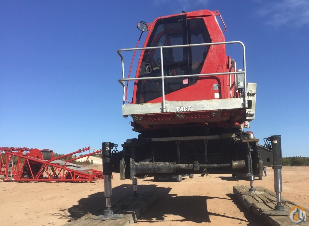 MANITOWOC MLC300 2016 Crane for Sale on CraneNetwork.com