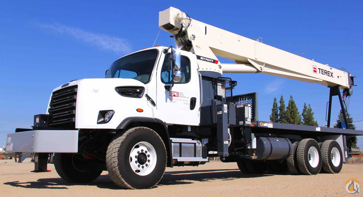Terex BT7077 Crane for Sale in Fontana California on CraneNetwork.com