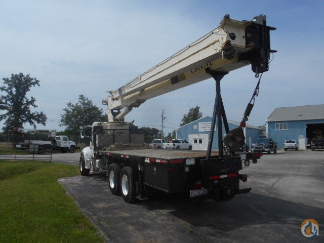 2007 National 900A Mounted on Peterbilt Crane for Sale in Perrysburg Ohio on CraneNetworkcom
