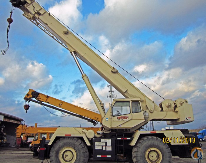 Sold Crane for sale Crane for  on CraneNetwork.com