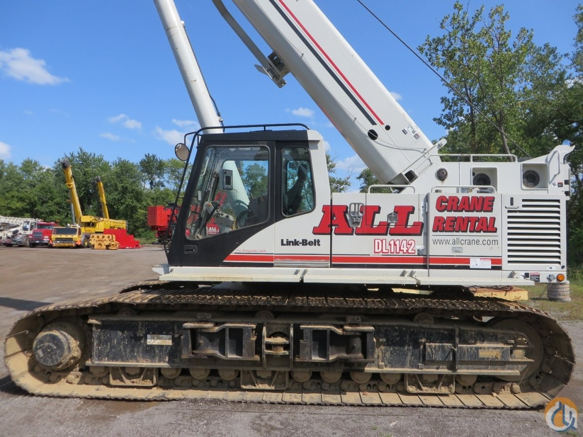 Link Belt TCC-750 for sale Crane for Sale in Mississauga Ontario on CraneNetwork.com