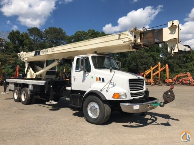 Sold 1998 National 1500 Low Miles Crane for  in Chesapeake Virginia on CraneNetwork.com