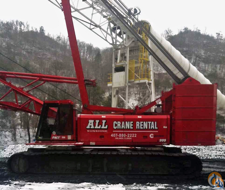 Manitowoc 999 For Sale Crane for Sale in Mississauga Ontario on CraneNetwork.com