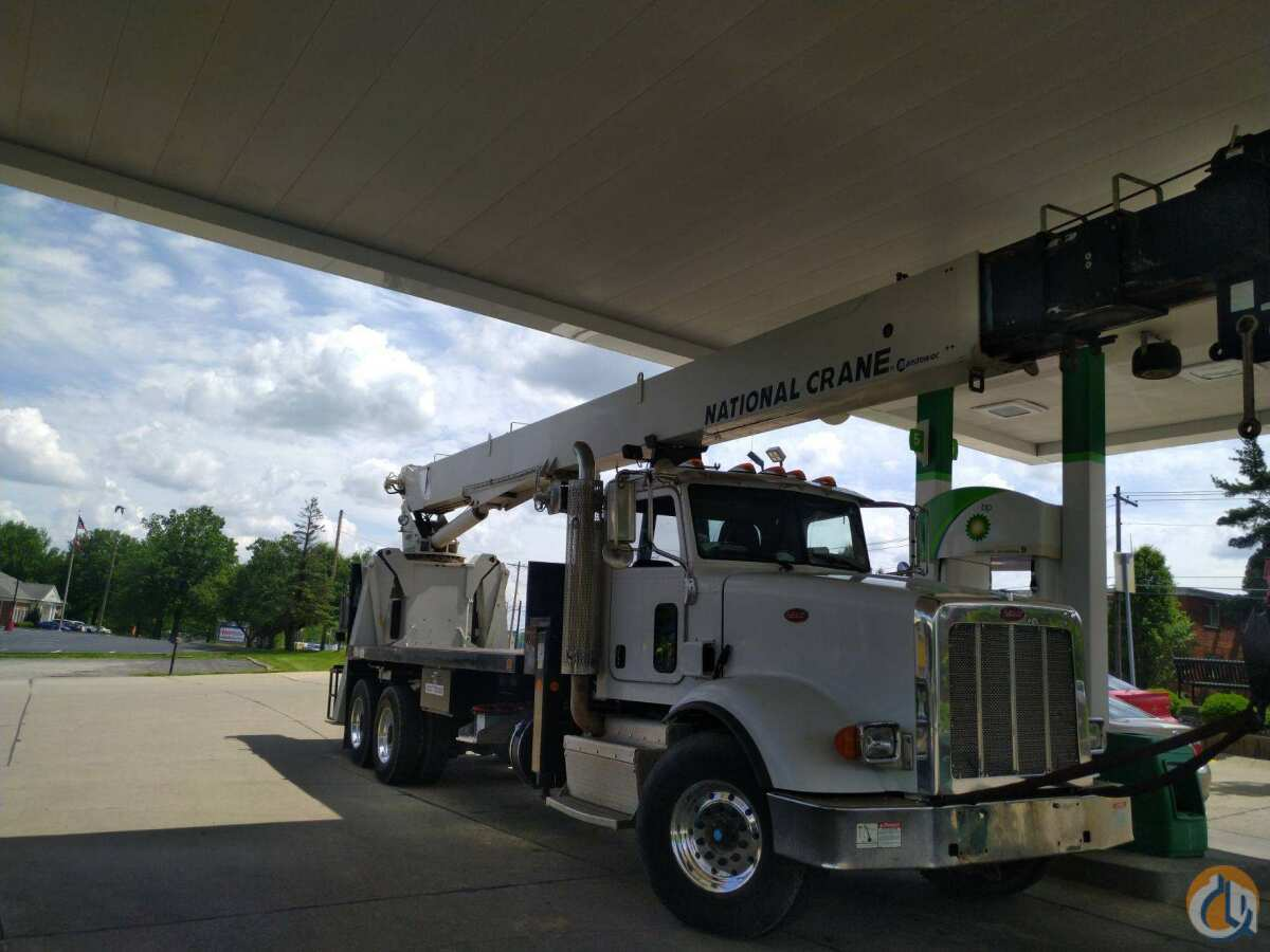 2011 National 900 Mounted on a Peterbilt Crane for Sale on CraneNetwork.com