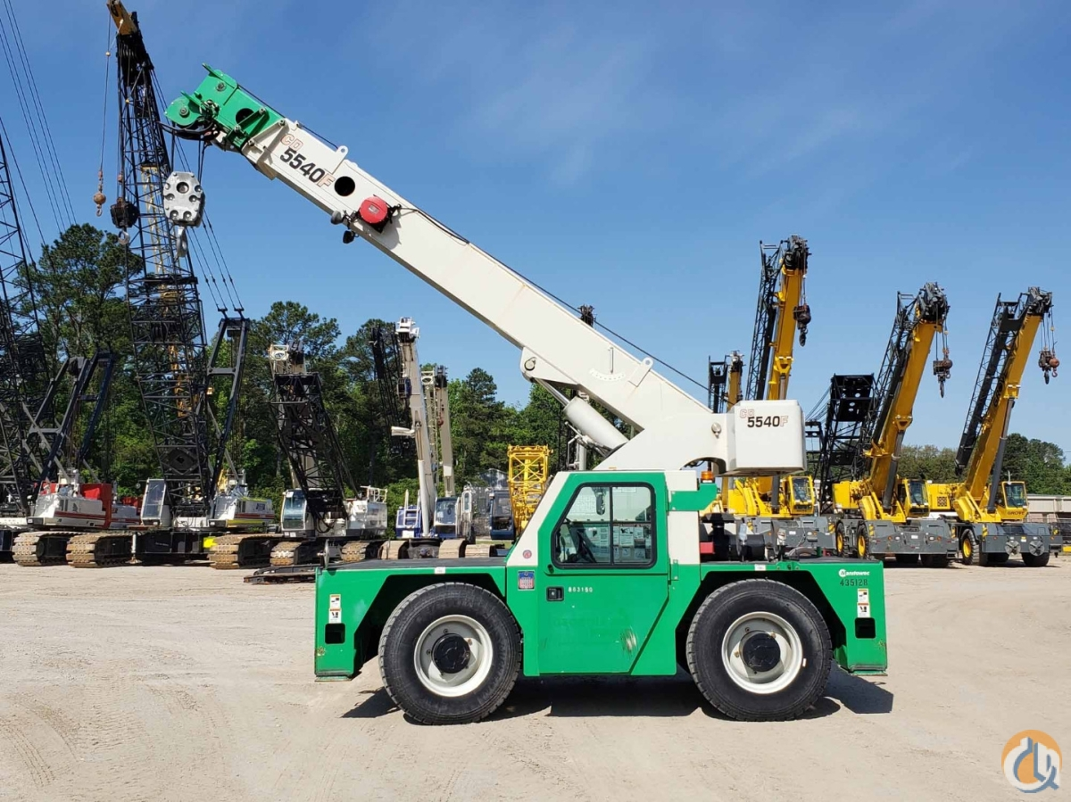 2011 SHUTTLELIFT 5540F Crane for Sale or Rent in Fairfield Alabama on CraneNetwork.com