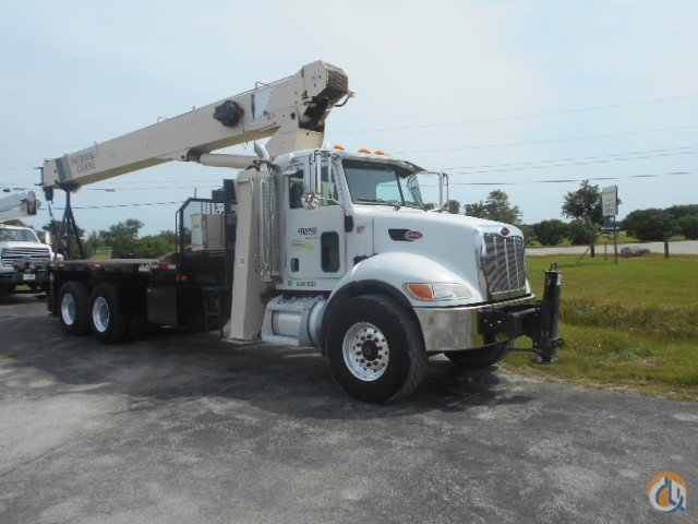 Sold 2007 National 900A Mounted on Peterbilt Crane for  in Perrysburg Ohio on CraneNetwork.com