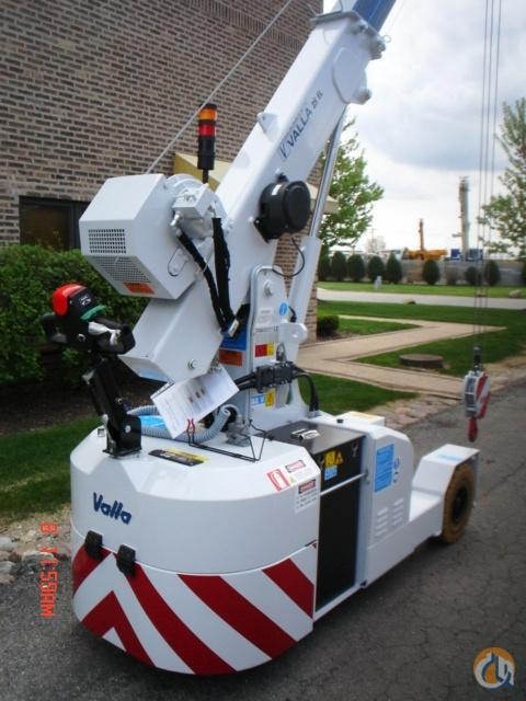 2014 VALLA 25EL Crane for Sale or Rent in Bridgeview Illinois on CraneNetworkcom