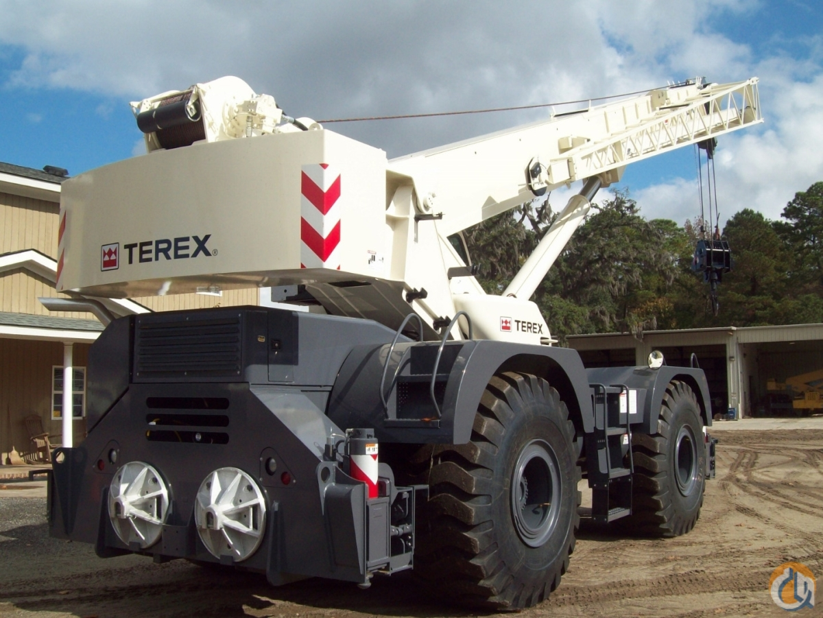 2016 TEREX RT-780 Crane for Sale or Rent in Leesburg Virginia on CraneNetworkcom
