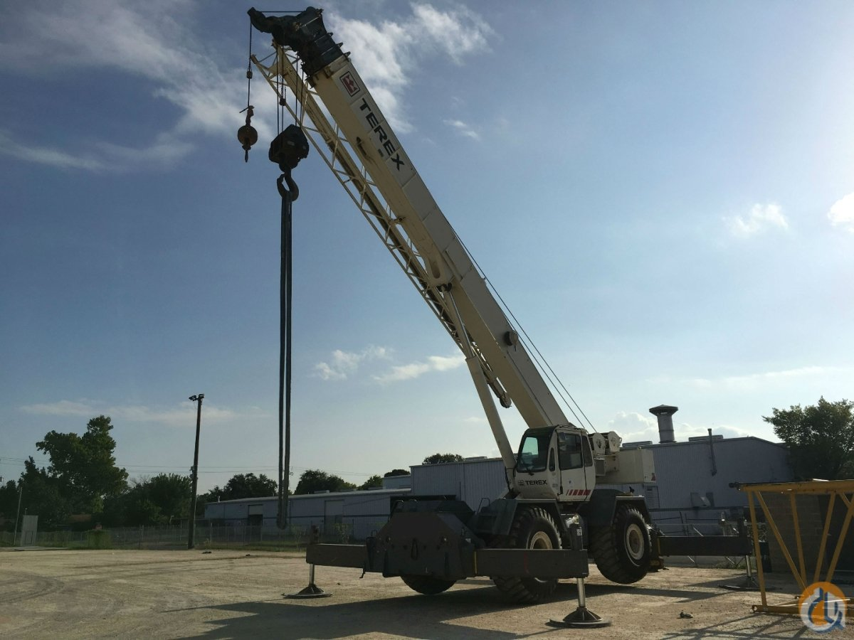 2006 TEREX RT780 Crane for Sale on CraneNetwork.com
