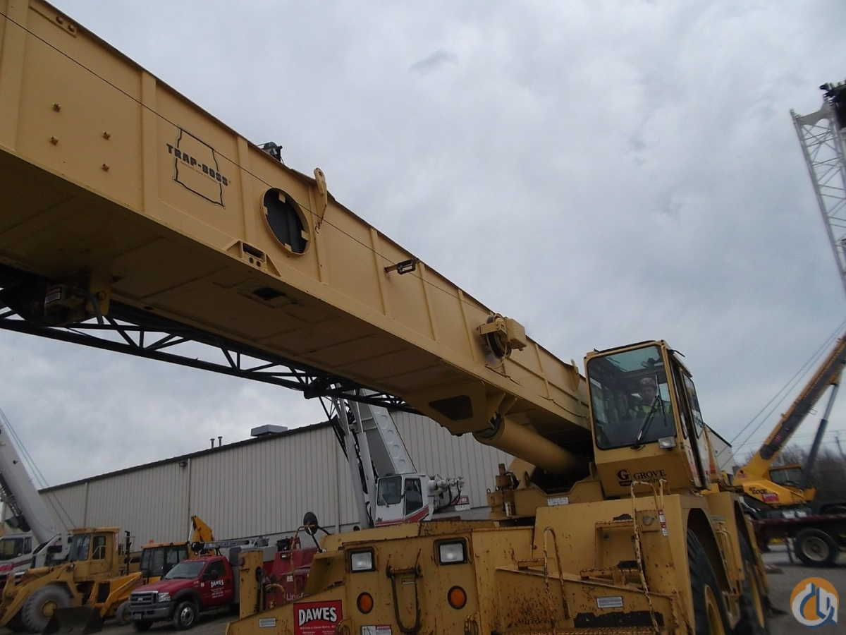 Grove RT860 For Sale Crane for Sale in Milwaukee Wisconsin on CraneNetwork.com