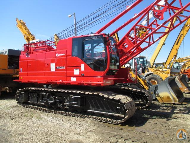 2013 MANITOWOC 11000-1 Crane for Sale in Milwaukee Wisconsin on CraneNetworkcom