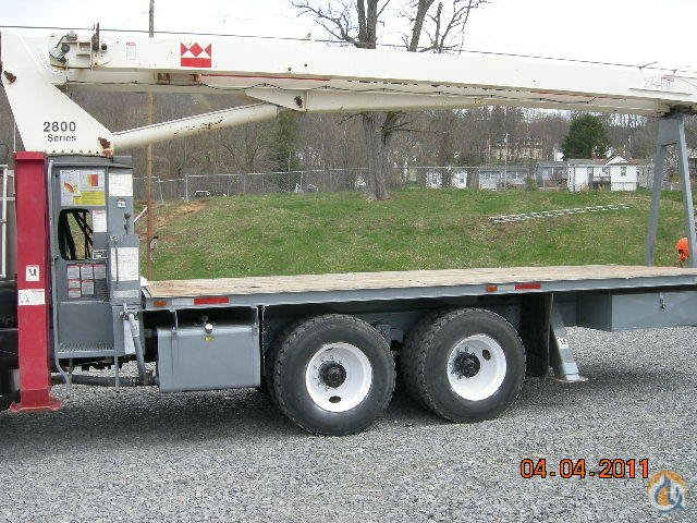 1999 Terex TC2863 Crane for Sale on CraneNetwork.com
