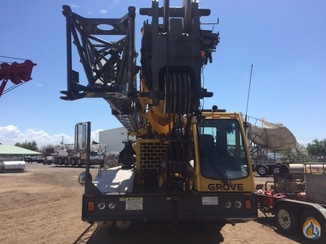 2008 Grove TMS 9000E Crane for Sale on CraneNetwork.com
