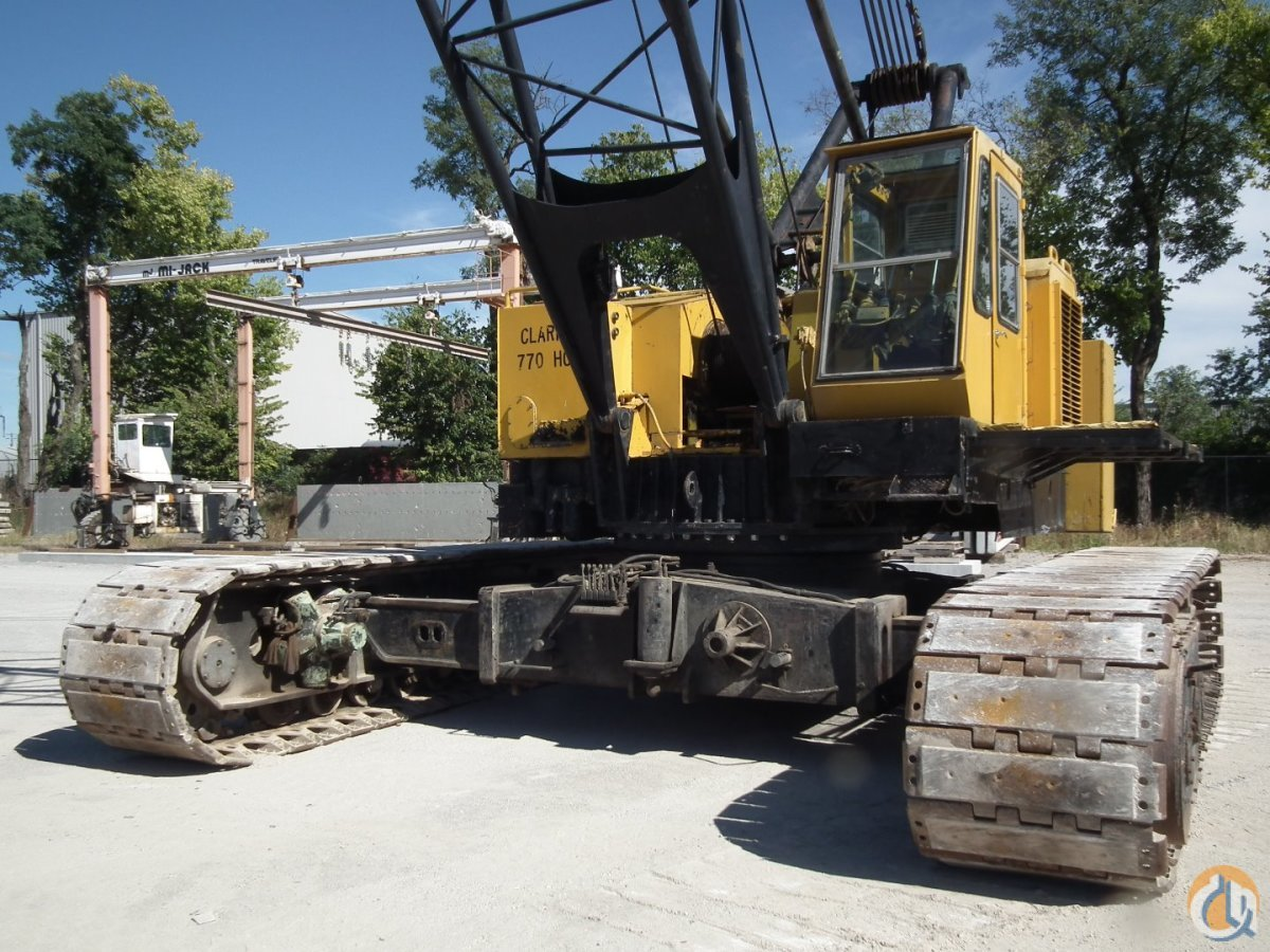 1982 Lima 770 HC Crane for Sale in Lexington Kentucky on CraneNetwork.com