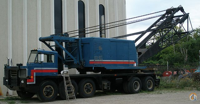 150 TON LatticeTower Crane.  GREAT CONDITION AND LOW HOURS Crane for Sale on CraneNetwork.com