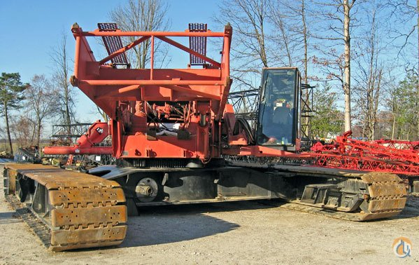 1999 Manitowoc 2250 III Crane for Sale or Rent in Gambrills Maryland on CraneNetwork.com