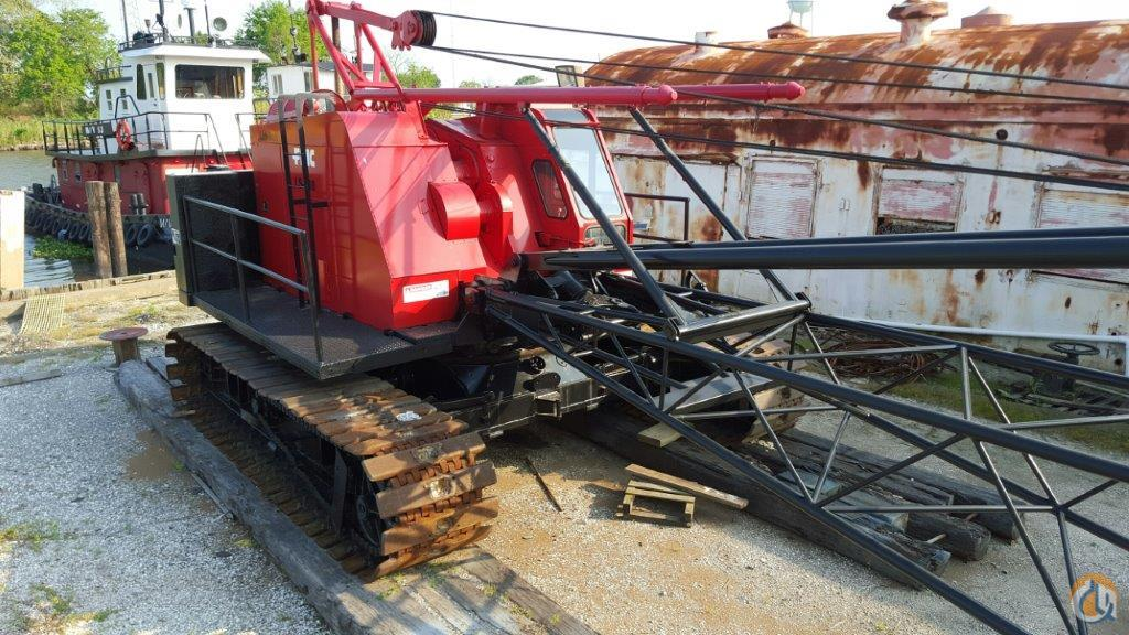 1981 Link-Belt LS-118 Crane for Sale in Houma Louisiana on CraneNetwork.com