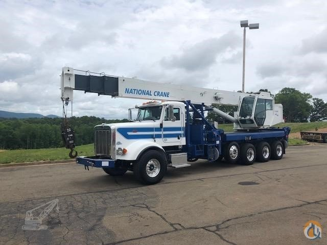 2011 National NBT45 Crane for Sale in Greenville South Carolina on CraneNetwork.com