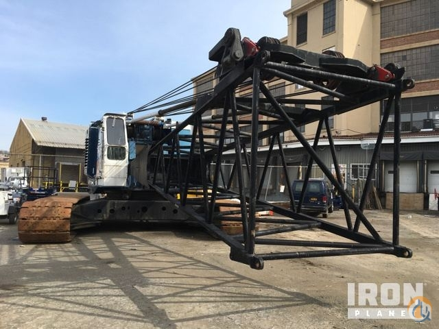 Sold 1976 Manitowoc 4000W Lattice-Boom Crawler Crane Crane for  in Yonkers New York on CraneNetwork.com