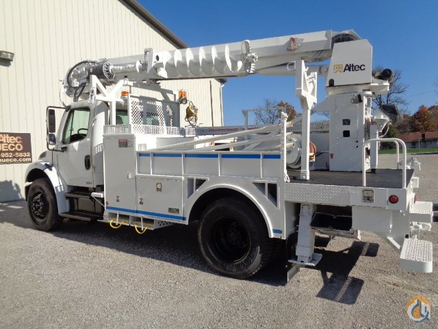 2007 Altec DM45-BC Crane for Sale in Birmingham Alabama on CraneNetworkcom
